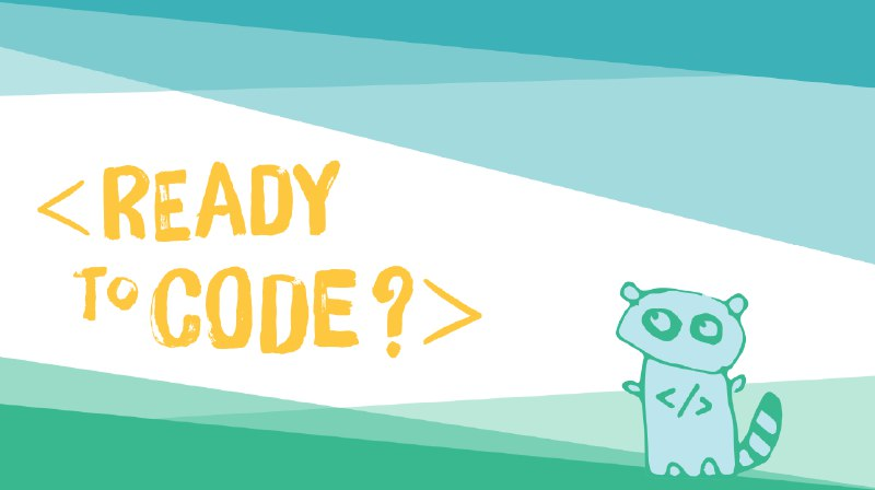 Ready to Code - Logo